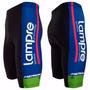 Bermuda Ciclismo Mtb Lampre - Unissex (p-m-g-gg) - *oferta*