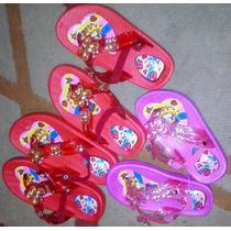 Sandálias Infantil Da Moranguinho Novas 24,25,26,28,29 S8