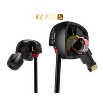 Fone In Ear Kz Ate S Hi Fi Bass - Retorno Monitor Palco, Mp3