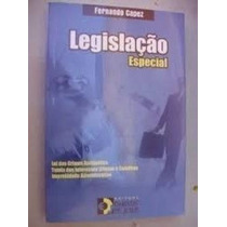 Livro Legislação Especial Fernando Capez