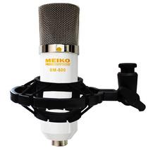 Microfono De Condensador Usb + Shockmount