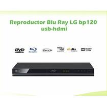 Reproductor Blu Ray Lg Usb Hdmi 1080p Bp120