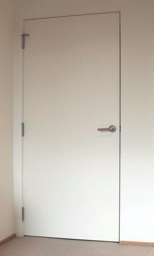 Nuevas puertas interiores melamina blanca lisa economicas for Puertas economicas para interiores