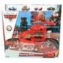 Cars Parking Race Garage 4 Autitos 2 Rampas Original Ditoys