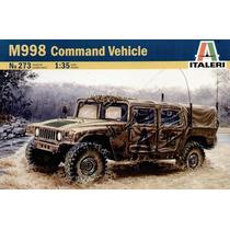 Tanque Italeri M998 Vehicle Command Hummer 1/35 Armar Pintar
