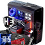Delta V7 - Pc Gamer Intel i7 7700 - Geforce GTX 1060 6GB - 8GB DDR4 HyperX / Ballistix - HD 1TB - H110M - 500W PFC 80 Plus - Gabinete Gamer - Moba Box - Desktop - Barato - PC Game - Novo CPU Completa