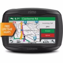Gps Garmin Zumo 395lm Moto Mapa Vitalicio America Do Sul