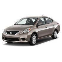 Manual Taller Diagramas E. Nissan Versa 2012-2014 Español!!