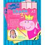 Invitación De Cumpleaños Peppa Pig 2016 Photoshop