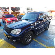 Carros Blindados Otros Hyundai Terracan Gl