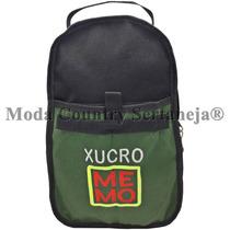Mochila Country Xucro Memo Mcs5580 (verde)