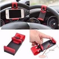 Holder Porta Celular Volante Universal Carro Dhl