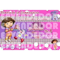 Imagen De Invitacion Dora La Exploradora - Epven
