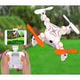 Drone Mini Espia Con Cámara Fpv Video En Tiempo Real Wifi