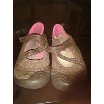Zapatos Originales Oshkosh De Niña Tlla 9m