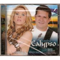 Cd Banda Calypso - Amor Sem Fim / Vol.13 - Novo***