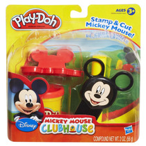 Play Doh Mickey Mouse Club House De Hasbro