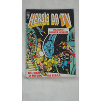 Gibi Heróis Da Tv Nº 86 - Ed. Abril 1985