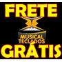 Placa De Comando Das Teclas Psr630/ Psr640/ Psr530 Etc...
