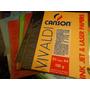 Hojas Canson Color A4 120 Gr. Oferta Por 25 Hojas!!!!