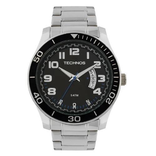 4d0b8c085c148 Relógio Technos Masculino Analógico 2115ksl 1p - R  294,90 em Mercado Livre