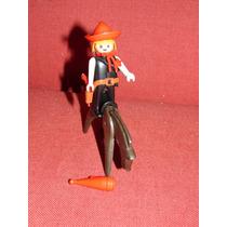 Playmobil Da Trol Faroeste- Brinquedo Antigo- Lote De Peças