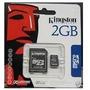 Cartão Micro Sd Card 2g Transflash Celular Som