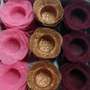 Rose Gold/ Marsala/ R Cha