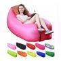 Sillon Sofa Puff Inflable Cama Outdoor