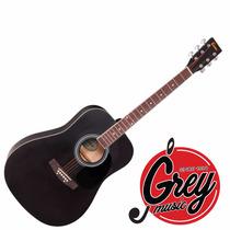 Guitarra Acustica Standard Folk Gac109 Colores - Envios