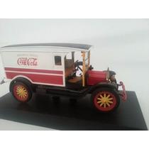 Miniatura Ford Coca Cola 1/32 Ano 1920 Com Caixa P/presen