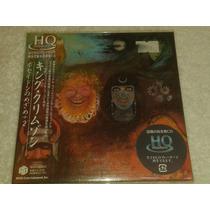 King Crimson Poseidon Mini Lp Hq-cd Japon Progresivo Rock