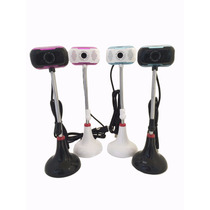 Webcan 1600k Com Microfone
