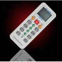 Control Universal Aire Acondicionado Samsung,lg,carrier