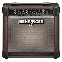 Amplifiador Combo Para Guitarra Acústica Behringer At108