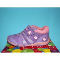 Zapato Nuevo Cuero Bubble Gummers 25
