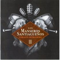 Los Manseros Santiagueños - Corazon De Mansero Cd 2016