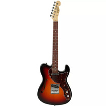 Guitarra Tagima Brasil Telecaster Semiacústica T484 Sunburst