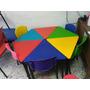 Mesa Infantil Para Colegios, Jardines, Instituciones