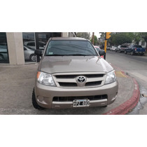 Toyota Hilux 2,5td Dx Abs 4x4 2008