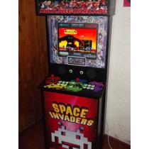 Multijuegoarcade Slim Lcd 5300 Juegos - 2 Jugadores! - Mame