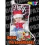 Botas De Navidad Personalizada Cotillon Fin D Año Decoracion