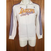 Chamarra Trackjacket Los Angeles Lakers 2014-2015 Adidas Nba