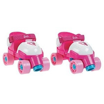 Fisher-price Barbie Grow A Pro 1-2-3 Rodillo-patines