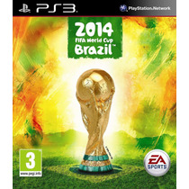 Fifa Copa Del Mundo Brasil 2014 Fisico Ps3 Nuevo Sellado