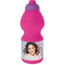 Violetta Disney Botella Plastica Escolar Import Orig