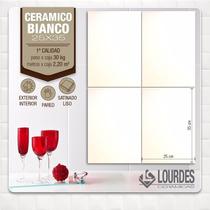Ceramico Revestimiento Pared Bianco Satinado 25x35. Oferta!!