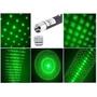 Puntero Laser Verde 50mw Punta Giratoria Green Laser