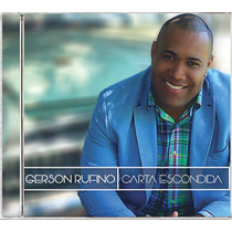 Cd Gerson Rufino - Carta Escondida (bônus_playback)