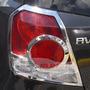 Cover Stop Cromado Aveo Sedan 3 Puertas 2005-2010 Precio Par